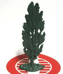 Marx Style Playset Accessory Green 6quot; Tall Evergreen Tree $9.99
