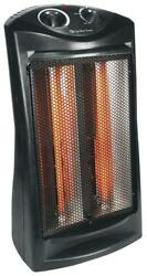 1500W Quartz Radiant Electric Space Heater Tip Over Switch High Low Settings $69.99
