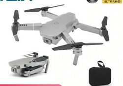 Foldable Drone with Camera 4K HD Selfie WiFi FPV MIni Optical Flow RC Quadcopter $69.99