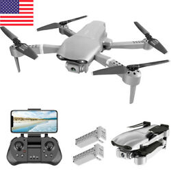 4DRC 2020 Best Drone WIFI 4K HD camera GPS Smart Follow Me FPV RC HOT $129.00