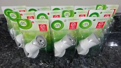 12 Air Wick Scented Oil Warmer Electrical Plug In Warmer Diffuser Single Package $19.50