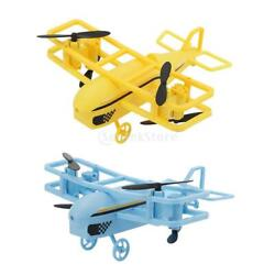 Top Race Rc Plane 2.4G Remote Control Airplane Ready to Fly Rc Planes for Kids $29.58