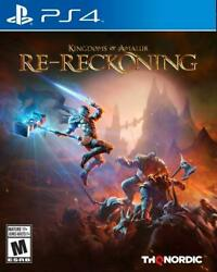 Kingdoms of Amalur Re Reckoning PlayStation 4 Standard Edition $44.95