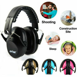 US Protect ear Hearing reduce Noise Reduction Ear Muffs Gun Shooting Range $14.09