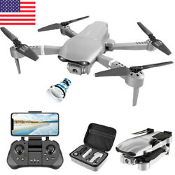 4DRC F3 2020 NEW Best RC Drone WIFI 4K HD camera GPS Smart Follow Me FPV HOT US $116.10