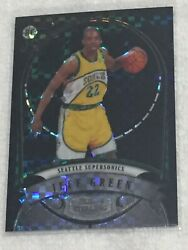Jeff Green RC Xfractor 10 Black Bowman Sterling Refractor 2007 08 $25.00