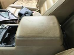 Console Front Floor With Leather Fits 04 10 TOUAREG 443757 $34.99