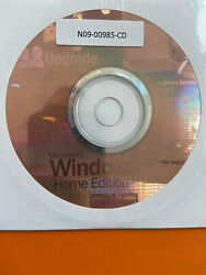 Microsoft Windows XP Home Edition Upgrade With Product Key NEW SEALED $49.99