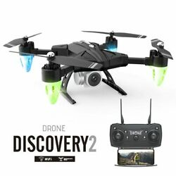 FPV Drone Quadcopter with Camera Dron Professional 4K Drone Helicopte Height Hol $39.65