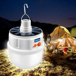 Garden Bulb Lamps Solar USB Charging Waterproof Dimmable Hanging Lighting 5V New $26.09