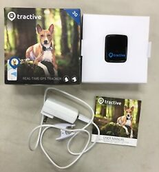 Tractive 3G GPS Dog Tracker Lightweight and Waterproof Dog Tracking Device $35.99