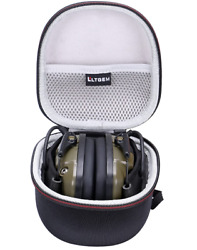 Protection Case Electronic Ear Muffs Noise Cancelling Impact Shooting Shockproof $13.99