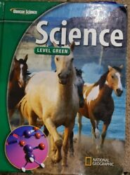 Glencoe iScience: Level Green Student Edition INTEGRATED SCIENCE $25.00