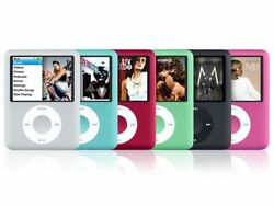 Apple ipod Nano 3rd Generation 4 8 GB 30 Day Warranty $39.99