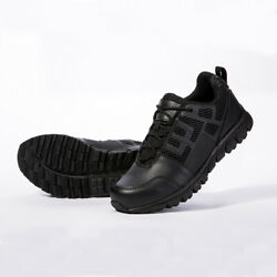 Men#x27;s Military Combat Army Tactical Boots Outdoor Hiking Ankle Shoes Sneakers $19.99