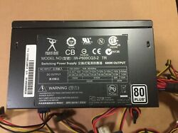 POWER MAN 600 W OUTPUT SWITCHING POWER SUPPLY IW P600CQ3 2 TR PSU $35.00