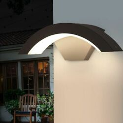 Garden Wall Light Solar Powered With Sensor Without Sensor Contemporary Lamp 15W $73.79