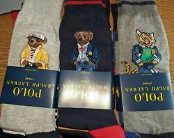 Polo Ralph Lauren Mens Socks $20.00