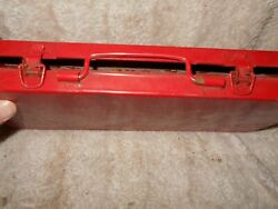 Vintage Socket or Wrench Box $8.00