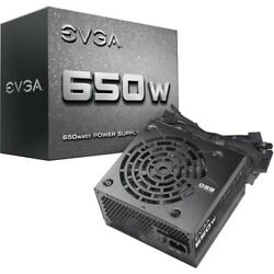 EVGA 650W Power Supply $69.43