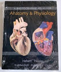 Photographic Atlas for Anatomy and Physiology Loose Leaf $30.00