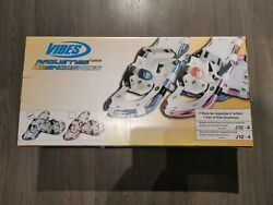 Vibes Kids Snowshoes Blue Size J12 4 Brand New in Original Packaging $44.95