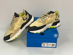 Adidas Shoes Nite Jogger Size 10 New with Box $99.00