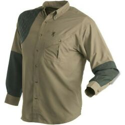 Browning Cross Country Upland Shirt Large   $39.99