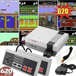 Mini NES Retro Game Console 620 Classic Games Built In Anniversary Edition $26.95