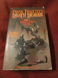 Death Dealer 3: Tooth and Claw by James R. Silke amp; Frank Frazetta first print $28.00