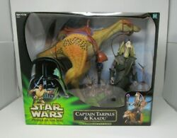 Captain Tarpals amp; Kaadu 12quot; STAR WARS 1 6 Scale Power of the Jedi MIB $48.49