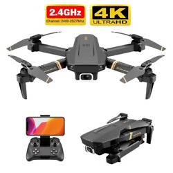 4DRC WIFI FPV HD Wide Angle Camera High Hold Mode Foldable RC Drone Quadcopter $59.10
