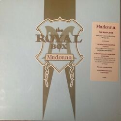 Madonna The Royal Box Cassette Edition Sealed w Promo Hype Sticker $259.99