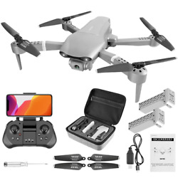 4DRC F3 Professional Drones GPS 5G WiFi FPV with 4K 1080P HD Wide Angle Camera $92.99