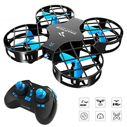 SNAPTAIN H823H Mini Drone for Kids RC Nano Quadcopter w Altitude Hold Headless $30.85