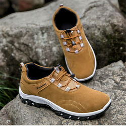 US Men#x27;s Trekking Trail Hiking Sneakers Shoes Sport Casual Athletic Outd $15.95