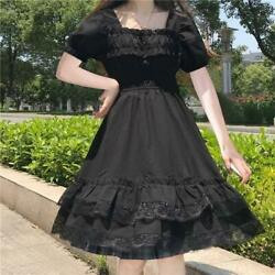 Black Tears Gothic Dress