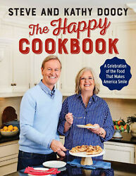 The Happy Cookbook 2018 by Steve Doocy #1 $5.00