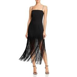 Glamorous Womens Fringe Party Evening Cocktail Dress Gown BHFO 8573 $14.99