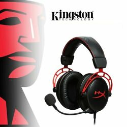 Kingston HyperX Cloud Alpha Limited Edition E sports headset microphone Gaming $197.67