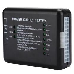 ATX Power Supply Tester PC Power Supply Tester Universal Portable High Precise $9.62