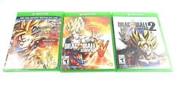 Dragon Ball Xenoverse 1 2 and Dragonball Z Fighters Microsoft Xbox One $44.99
