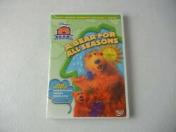 Bear in the Big Blue House A Bear for All Seasons DVD NEW $8.99