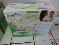 NEW SEALED EVENFLO ADVANCED DOUBLE ELECTRIC BREAST PUMP 2951 HOSPITAL STRENGTH $45.00