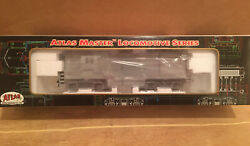 HO Atlas Master Line Undecorated H16 44 Diesel Locomotive DC DCC Equipped $100.00