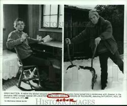 1987 Press Photo Actor Spalding Gray stars in HBO comedy. hcp54096 $16.99