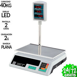 Scale Trade Balance Commercial for Weighing Fruit Vegetable 88.2lbs Drums Suma