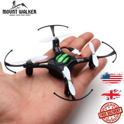 New Mini Drone Small Pocket Headless Mode 2.4G 4CH 6 Axis RC Drone Quadcopter $23.99