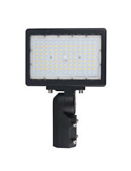 Nuvo Lighting 65 619 9quot;W 150 Watt LED Commercial Flood Light Bronze