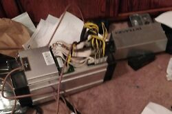 Bitmain Antminer S9i 14.5 TH s Bitcoin Miner with psu and coord $125.00